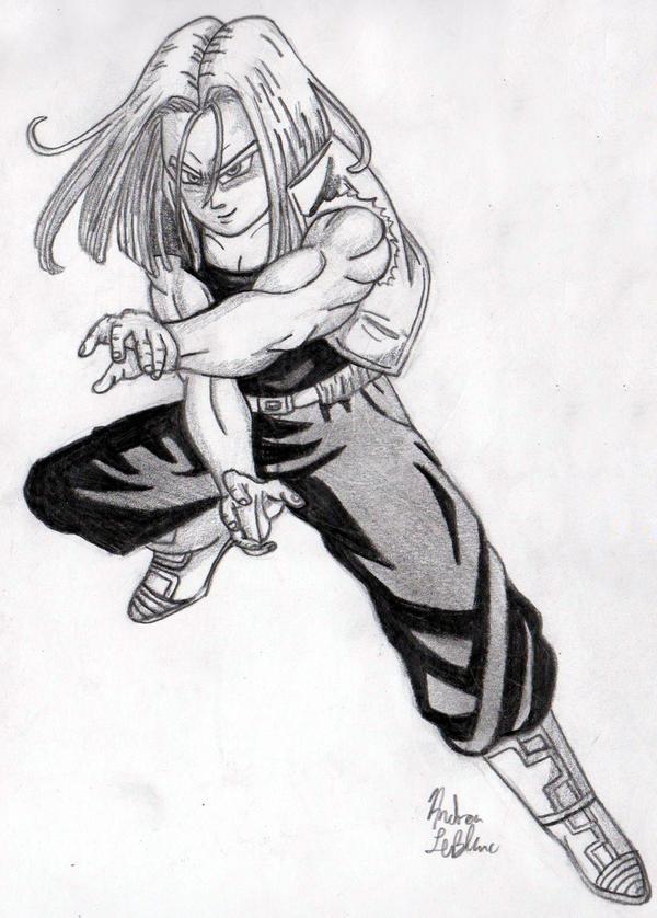 Trunks - Sketch #2 by Jaylastar