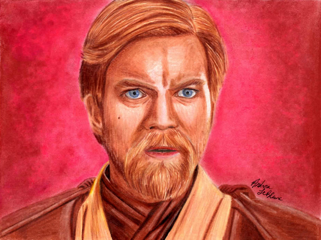 Obi-Wan Kenobi by Jaylastar