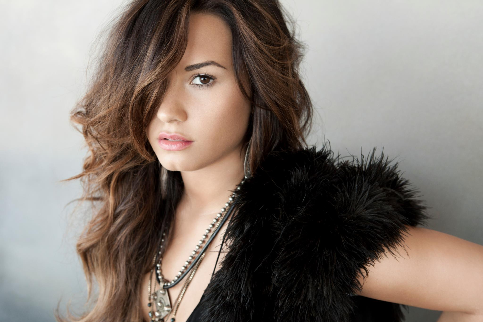 demi lovato self photoshoot - photo #35