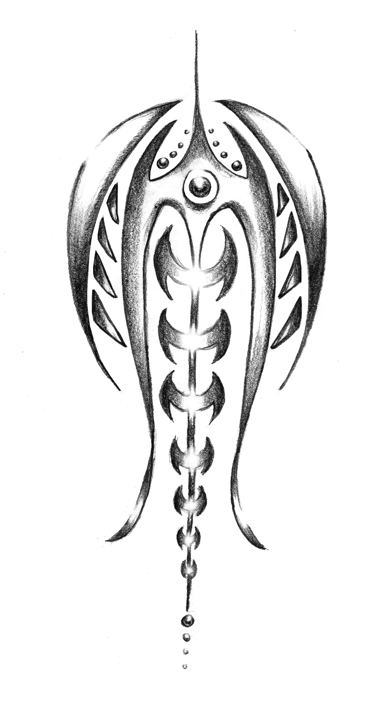 abstract tattoo design 6 by aureawolf666 on deviantart. Black Bedroom Furniture Sets. Home Design Ideas