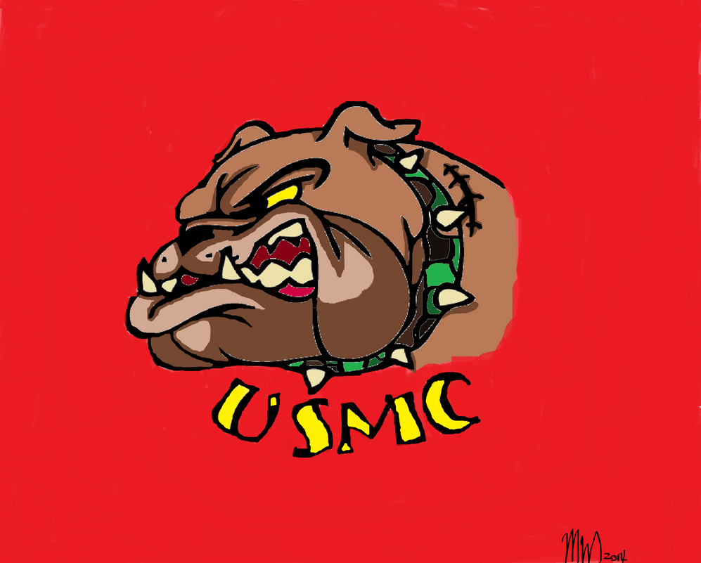 Gallery For > USMC Marine Corps Clipart