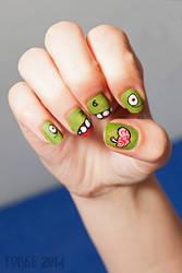 Living Dead Nails
