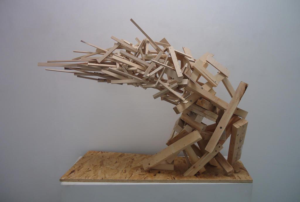 abstract sculpture by dannydkart on deviantart