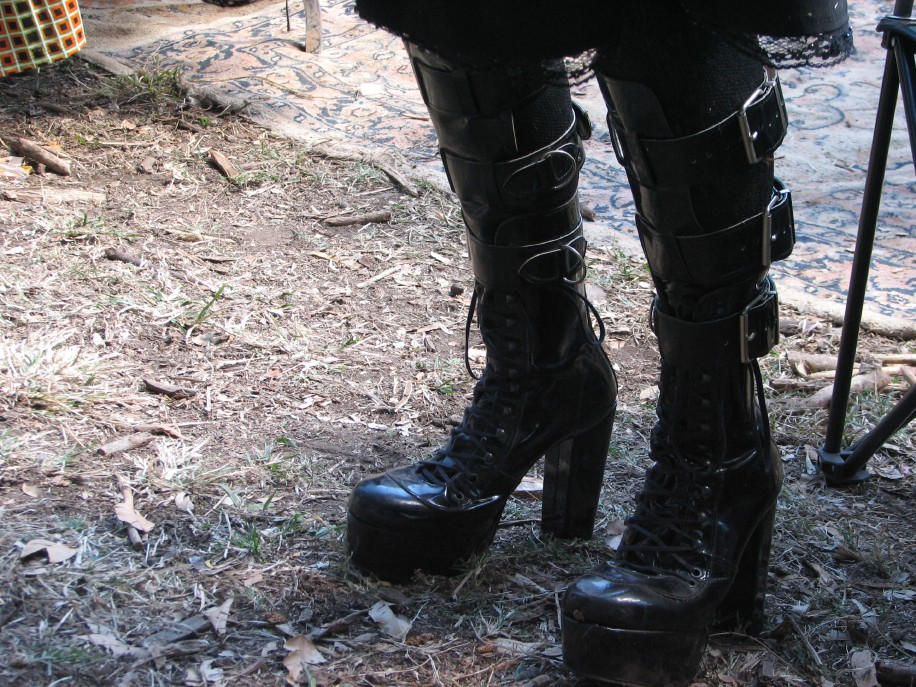 The boots by Armenius