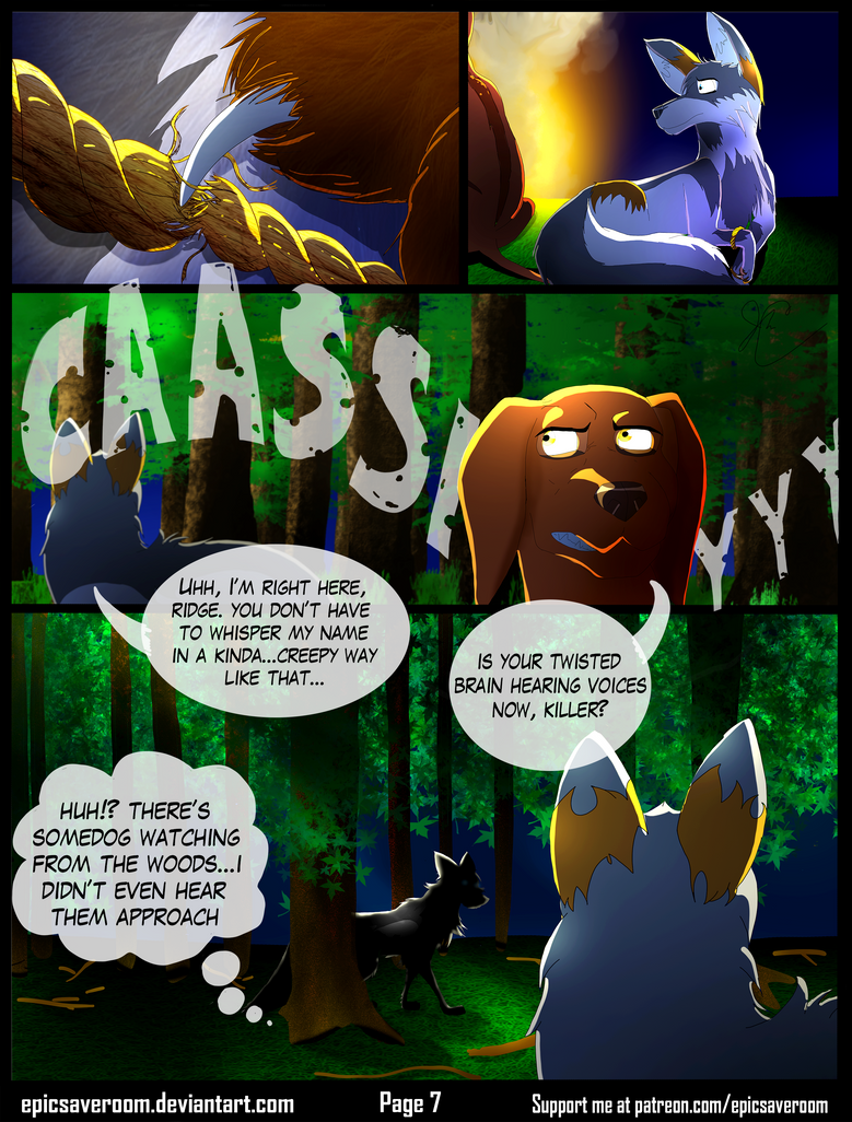 Fallen World - Page 7 - ...and Full of Terrors by EpicSaveRoom