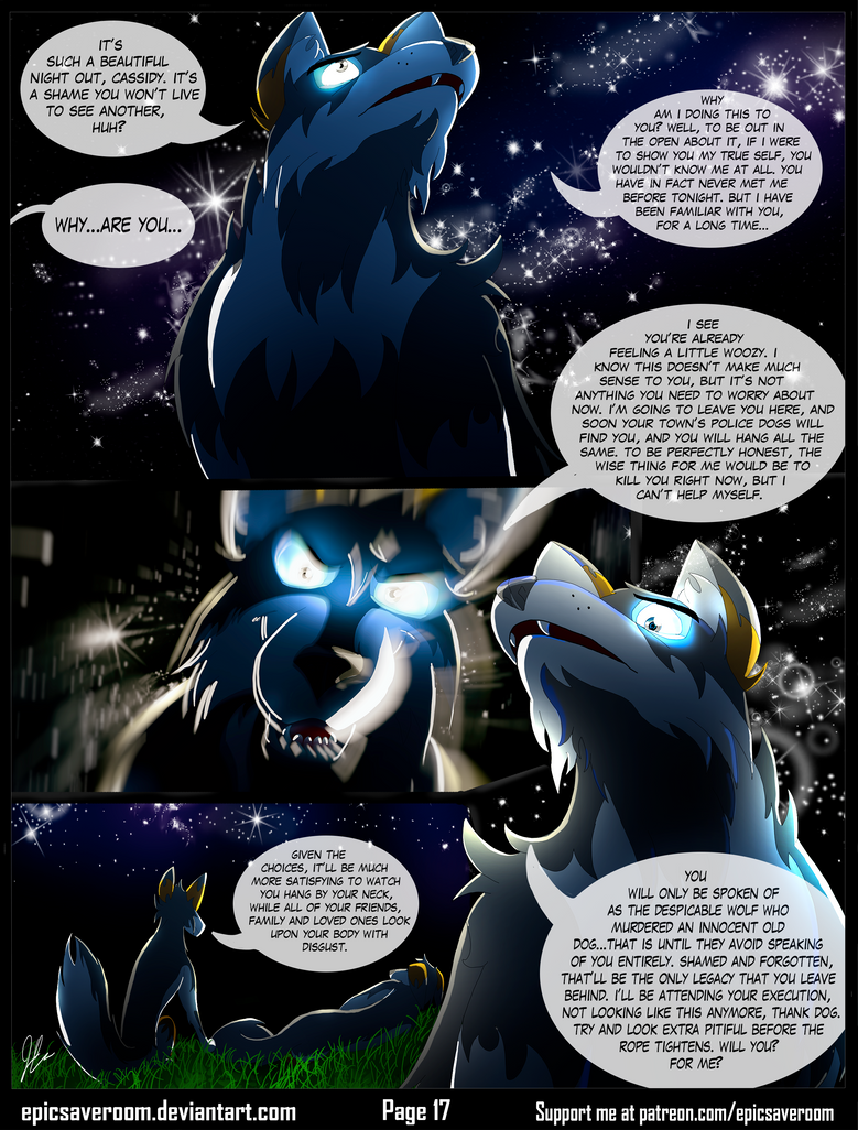 Fallen World - Page 17 - Stargazer by EpicSaveRoom
