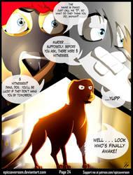 Fallen World - Page 24 - No Fate by EpicSaveRoom
