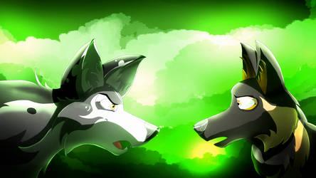 Green Sky by EpicSaveRoom