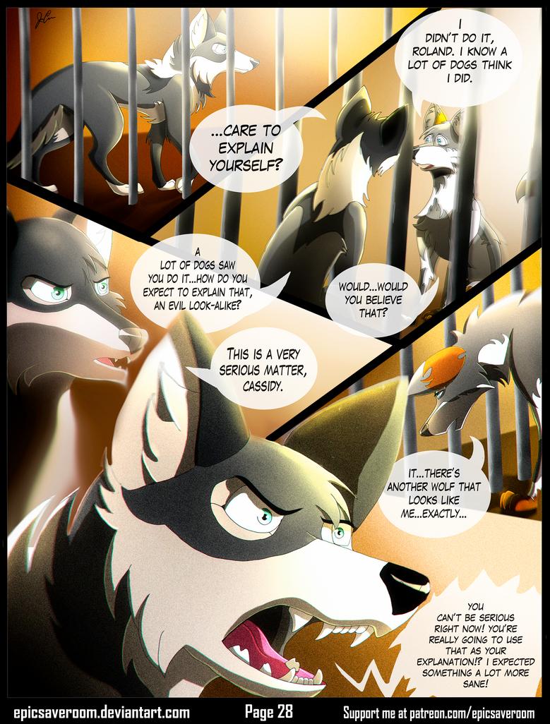 Fallen World - Page 28 - Roland by EpicSaveRoom