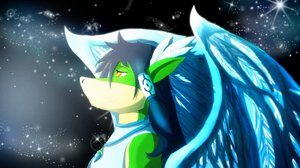 Moon Wings by EpicSaveRoom