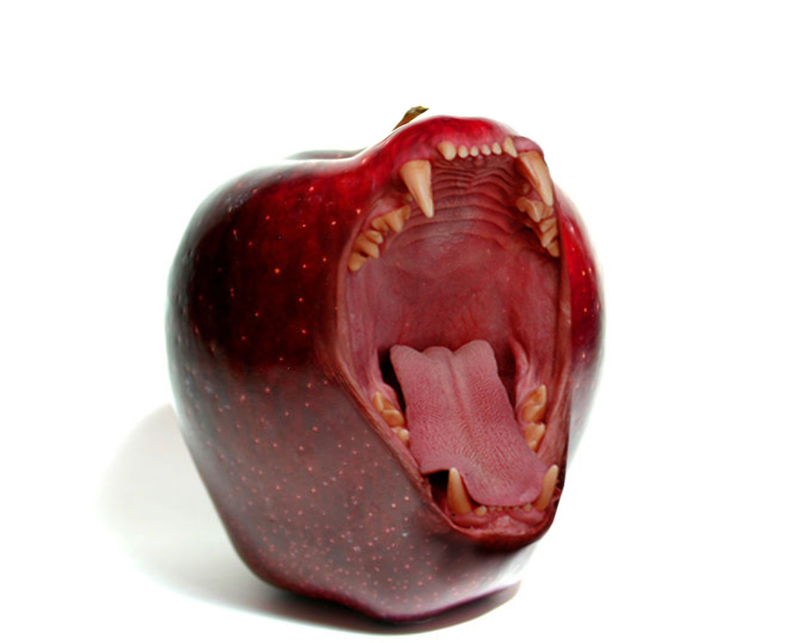 One Bad Apple by bobbyboggs182