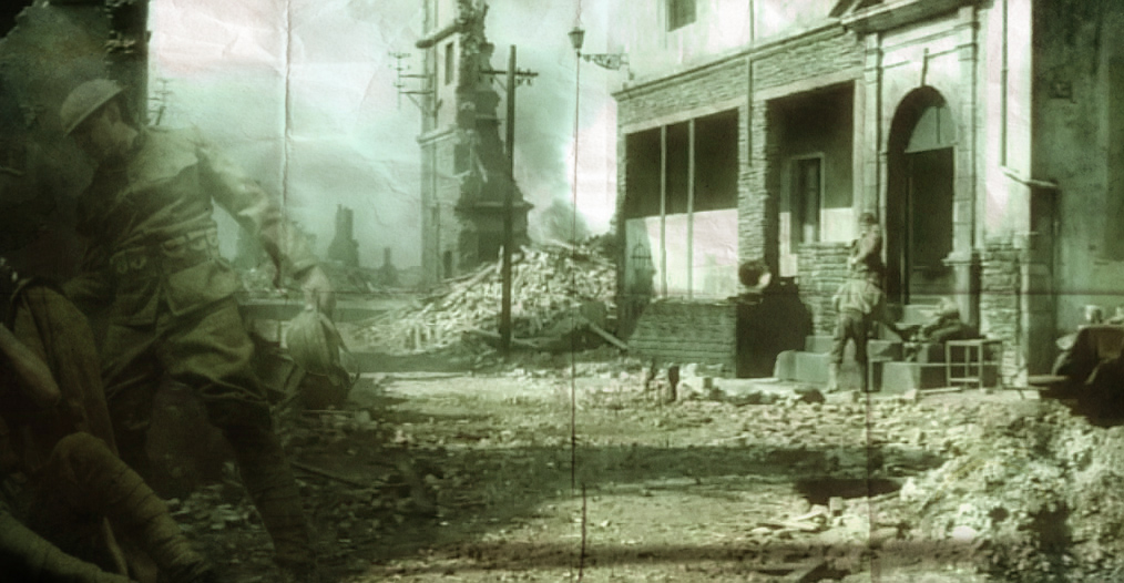 Marc Tsavaris WWI Memorial by bobbyboggs182