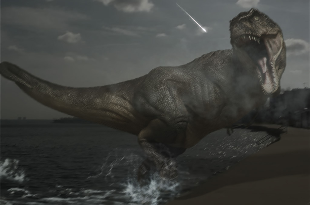 Dinosaur In Edgewater by bobbyboggs182