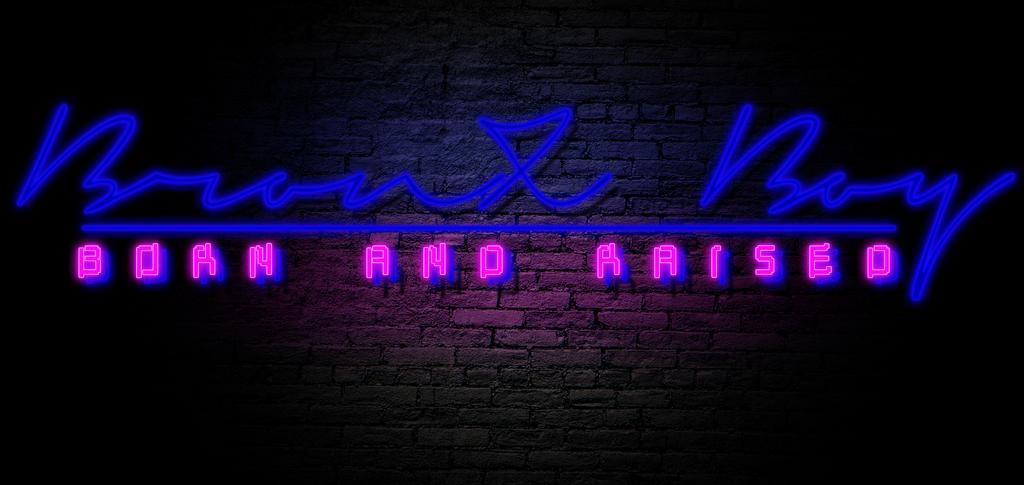 Bronx Boy Neon by bobbyboggs182