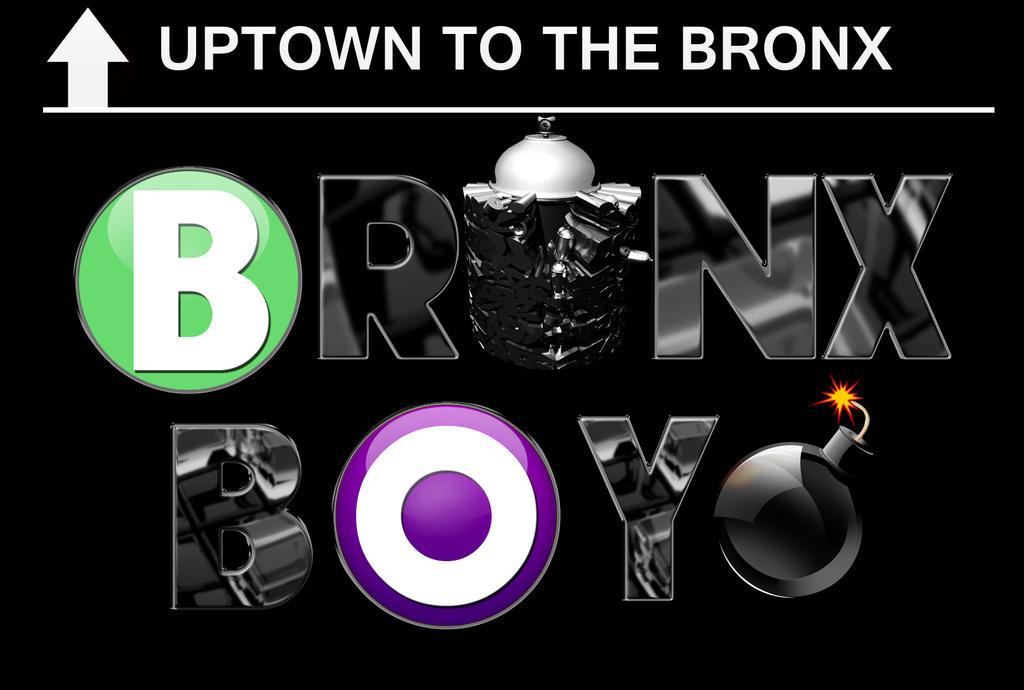 Bronx Boy Uptown by bobbyboggs182