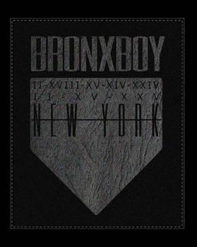 Bronx Boy Retro Silver Patch Style by bobbyboggs182