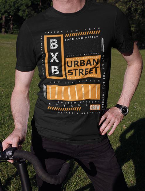 Bronx Boy Urban Youth T-Shirt