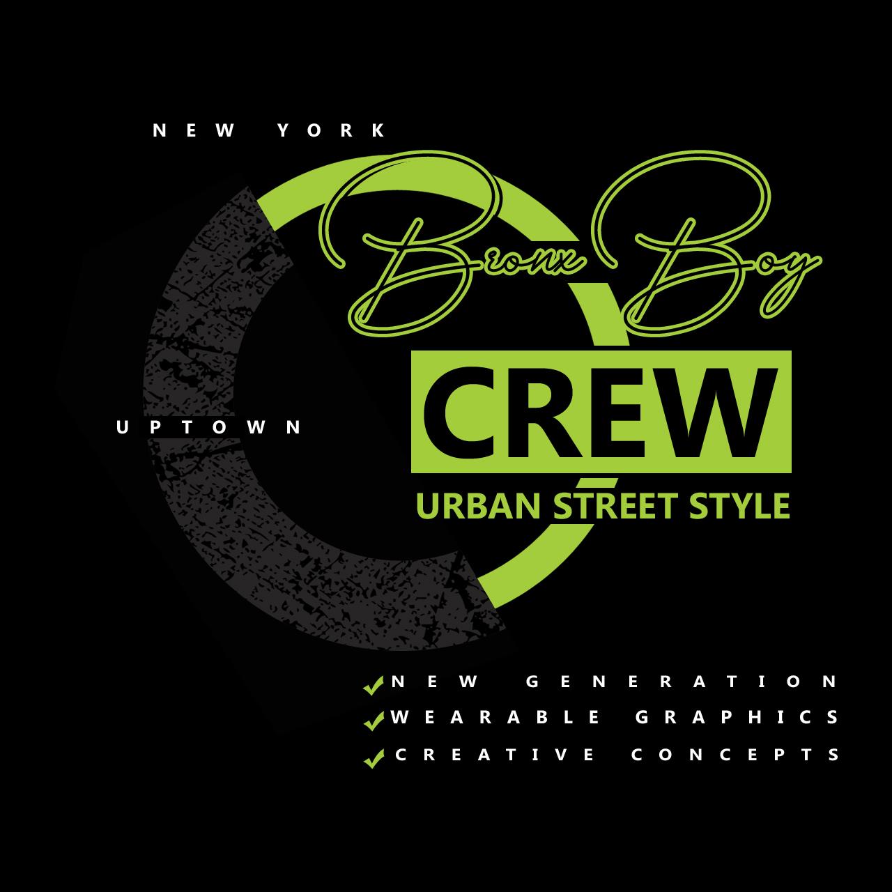 Bronx Boy Crew