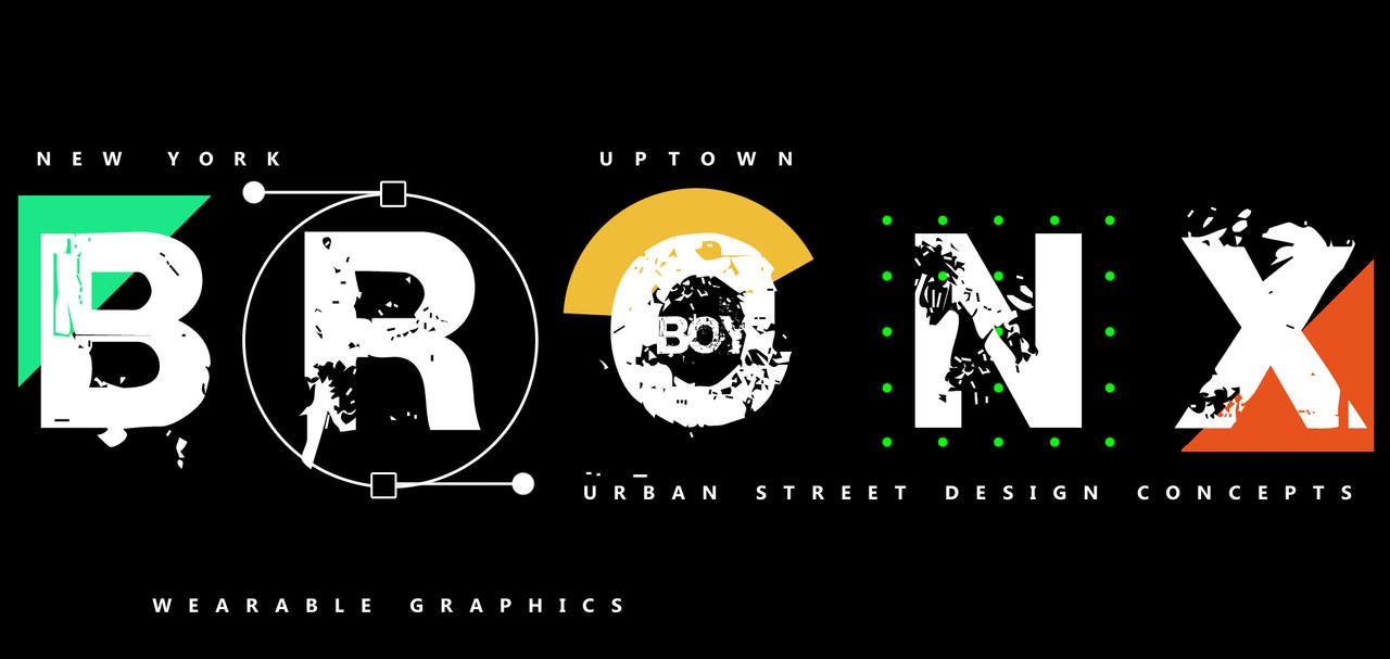 Bronx Boy Design