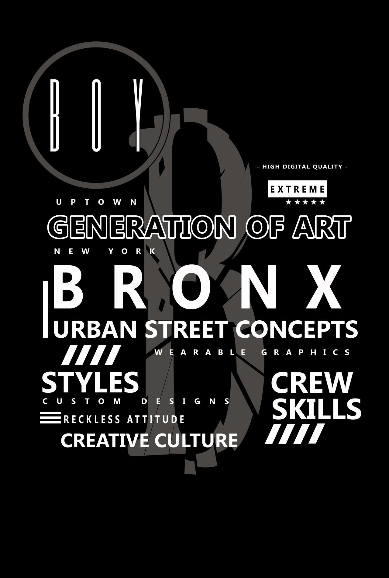 Bronx Boy The Index