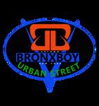 Bronx Boy Graphic Patch