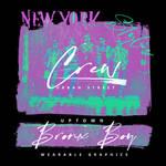 Bronx Boy Retro Fashion Crew Style