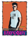 Bronx Boy Street Graphics PNG
