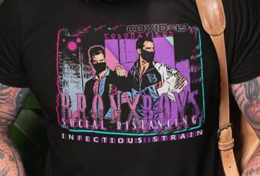 Bronx Boy Social Distancing T-Shirt