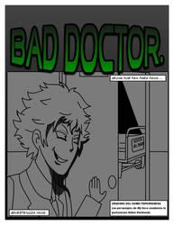 Portada Bad doctor. by xDRAGONxWARx