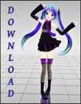 Appearance Sweet Devil Miku .:DL!:.