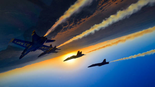 EL CENTRO, Calif. (Feb. 7, 2019) The U.S. Navy fli
