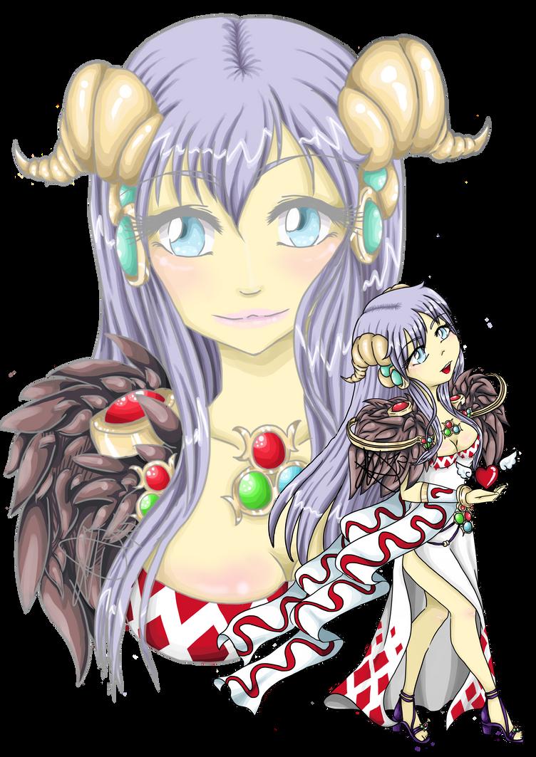Secret Santa the second by Aikolein
