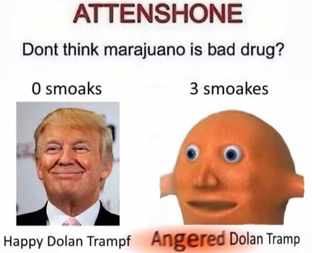 Attenshone-dont-think-marajuano-is-bad-drug-0-smoa by Kxnni