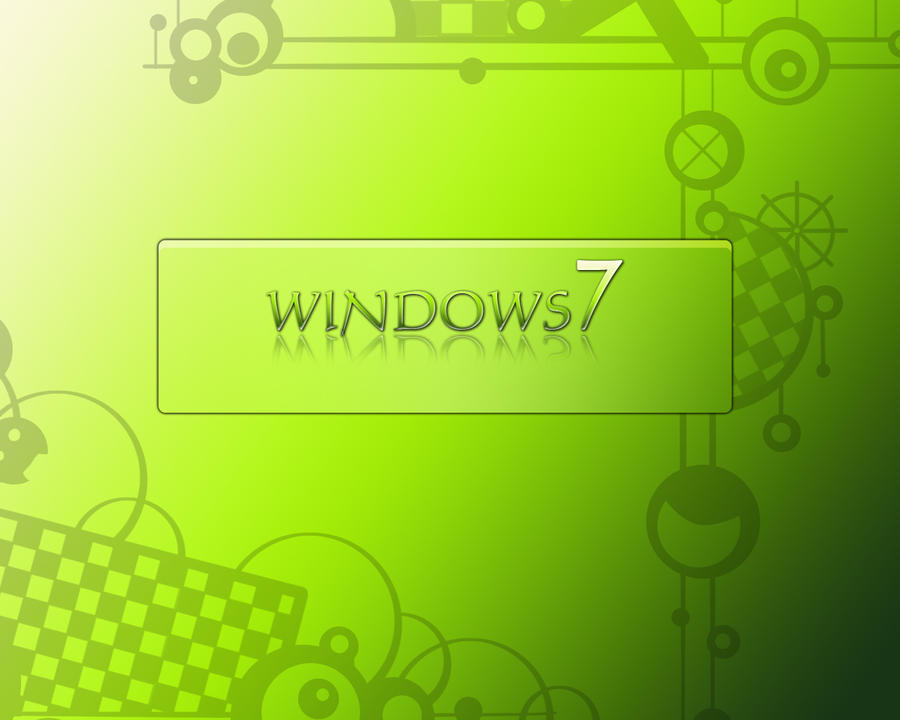 Windows 7 by smuga