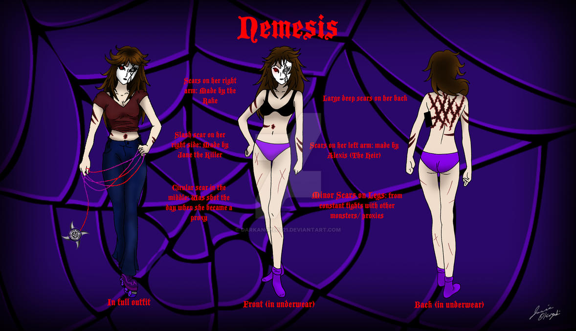 Nemesis Creepypasta