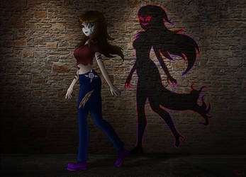 Creepypasta Nemesis: I Walk Alone
