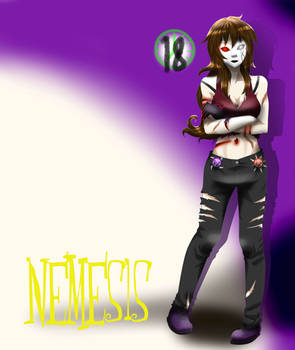 Older Nemesis By T-Time07