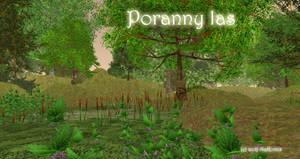 Poranny las - FH map by wolf-NaKomis