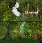 Oerwoud - FH map