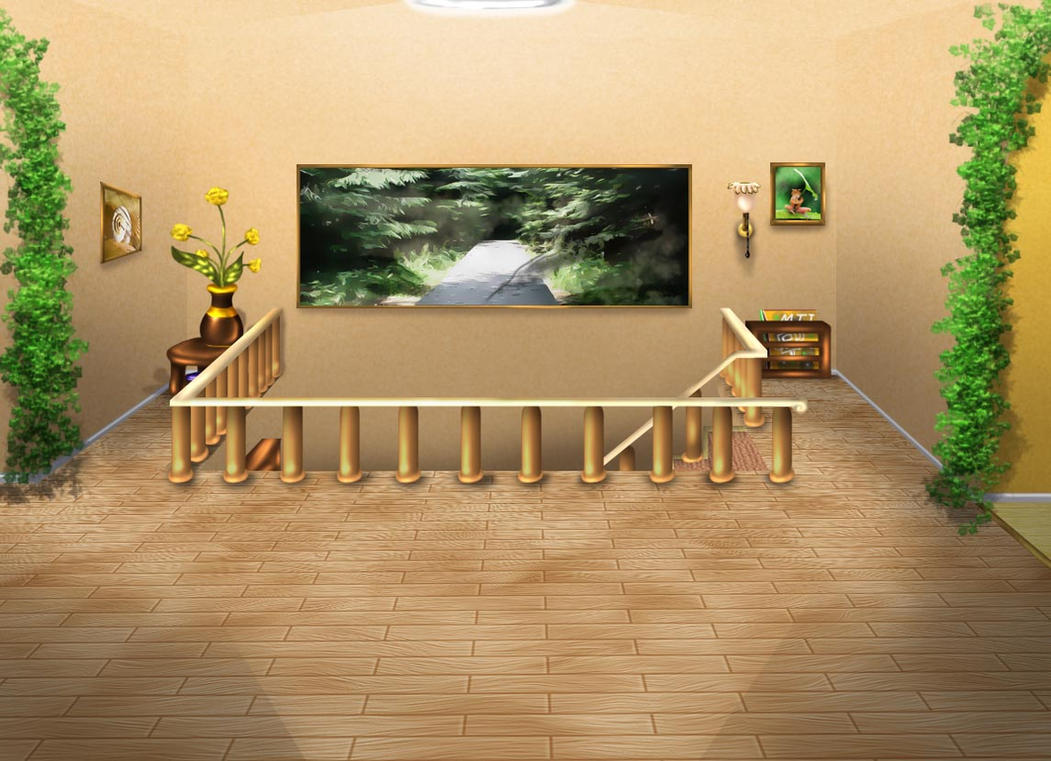 Art For Foyer : Toriel s house concept art foyer front by wolf nakomis on