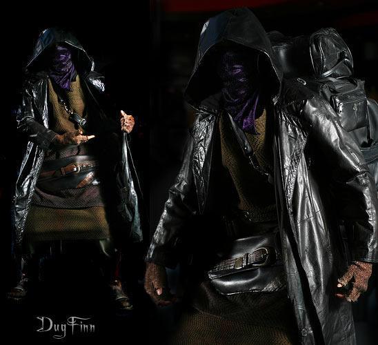 The Merchant Resident Evil 4 By Dugfinn On Deviantart