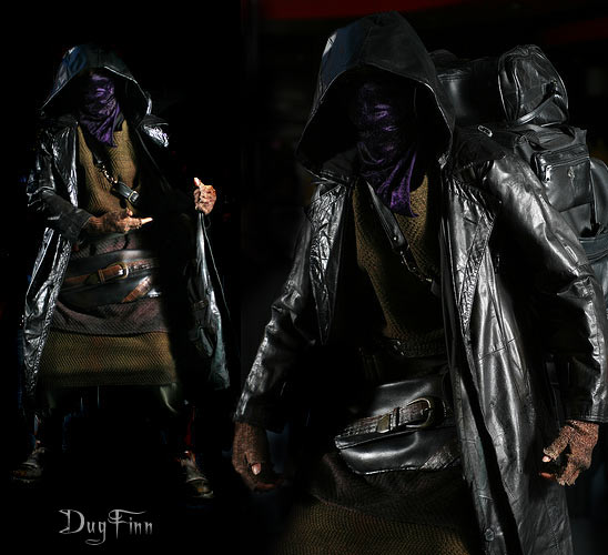 The Merchant - Resident Evil 4 by DugFinn