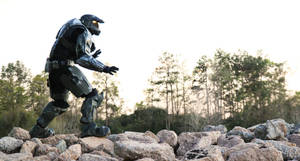 Master Chief Ready - Halo