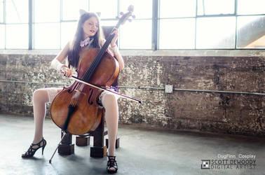 Octavia 1 - My Little Pony by DugFinn