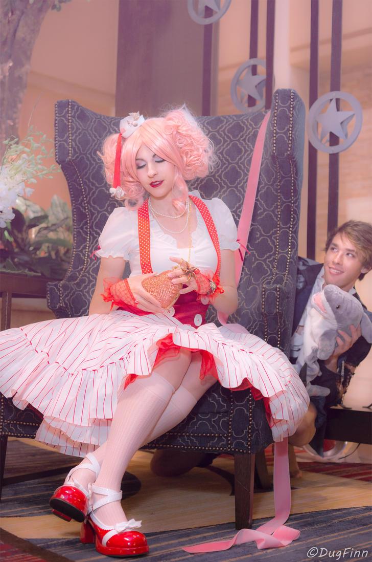 Sweet Lolita Dress 1 by DugFinn