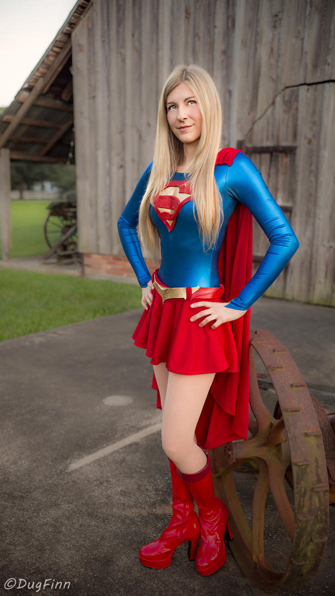 Supergirl 1 by DugFinn