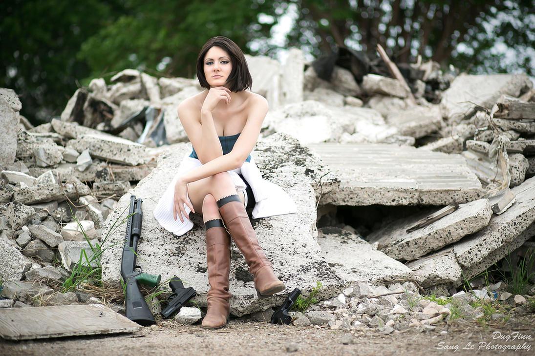 Jill Valentine 2 by DugFinn