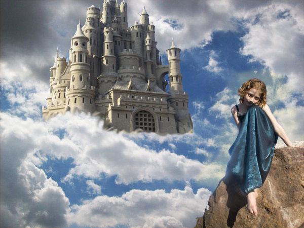Αποτέλεσμα εικόνας για castle on a cloud