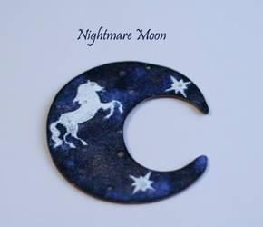 Nightmare Moon by GhostHorseStudio