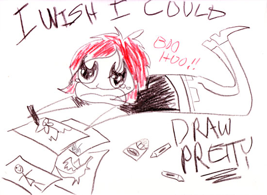 how to draw pretty pictures